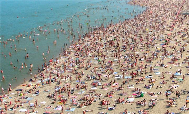 Опрос - летом в Крым?