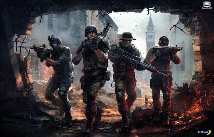 Gameloft рассказал про Modern Combat 5: Blackout