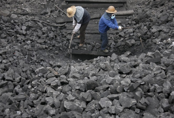 Chinese miners lived 17 years in the underground dam