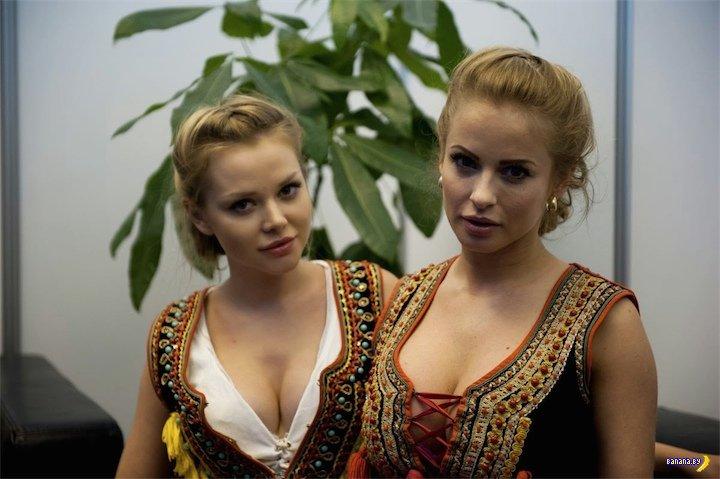 Те самые полечки с Евровидения 2014