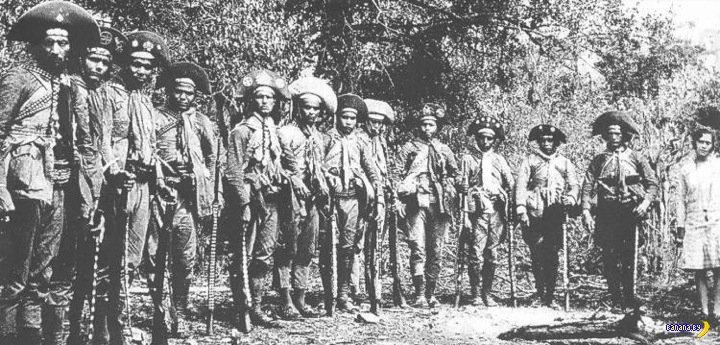 Модные бразильские бандиты