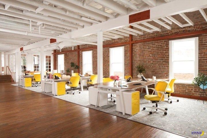 Офис, в котором хочется работать