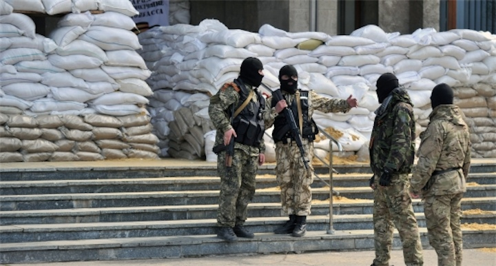 Потери силовиков и сепаратистов на Украине