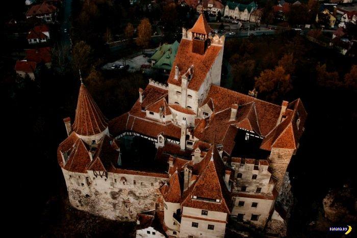 Купить замок того самого Дракулы