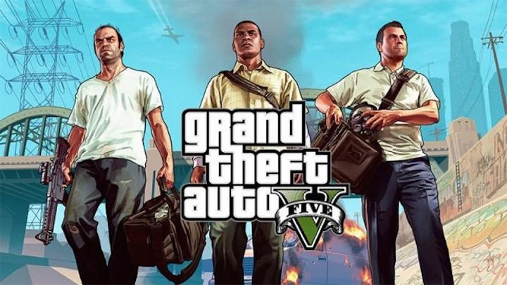 GTA5 для РС выйдет до конца марта 2015