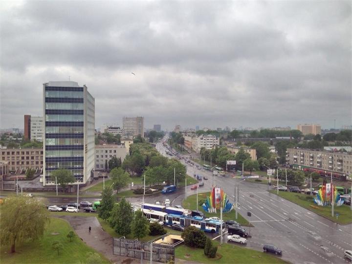 В воскресенье в Беларуси будет до +30°C