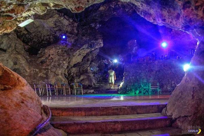 Кубинская подземная дискотека