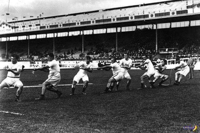 Редкие фото с Олимпиады 1908 года