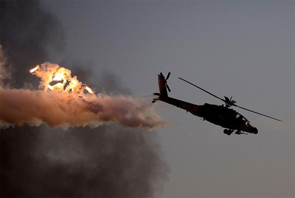 Противовоздушная мина - гроза вертолетов