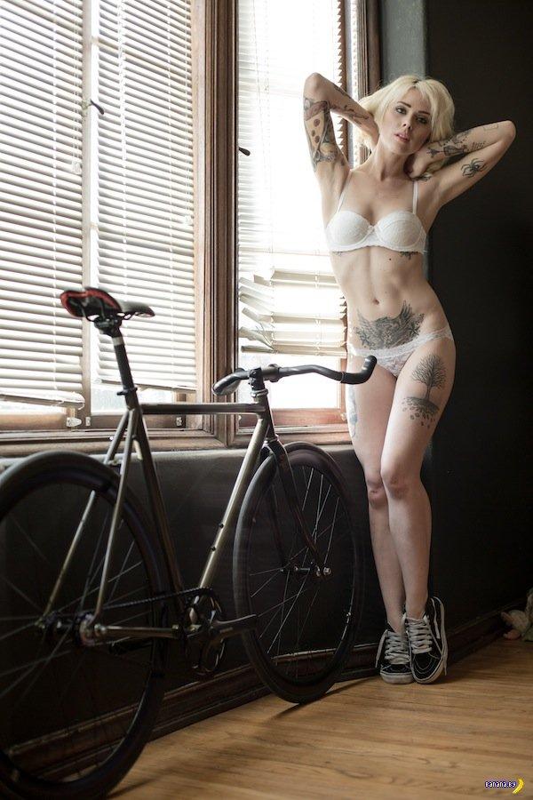Как надо велосипеды продавать