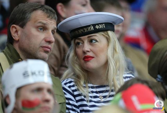"""Российские """"оккупантки"""" в Минске"""