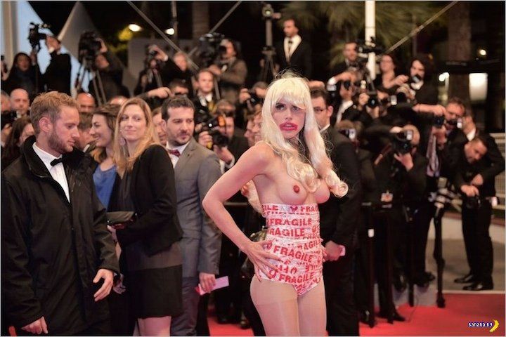 Не FEMEN, но тоже четко!