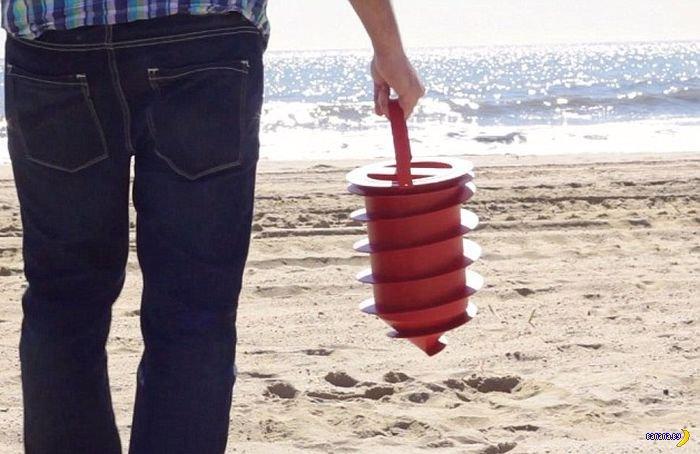 Пляжное изобретение
