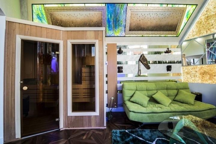 Новая квартира Бари Алибасова