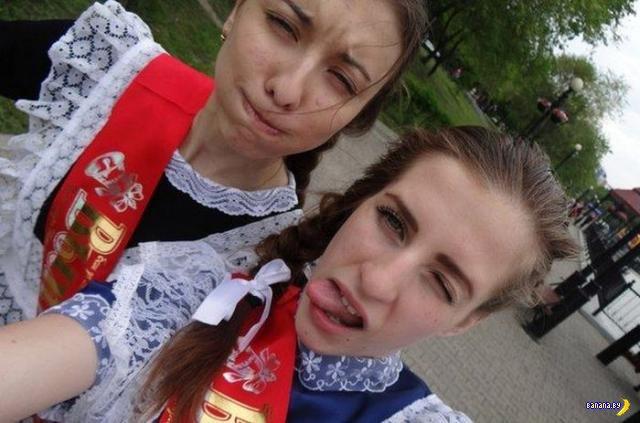 Выпускницы 2014 из России