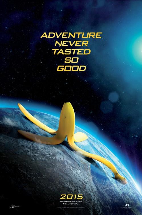 """Официальный постер """"Бананамен"""""""