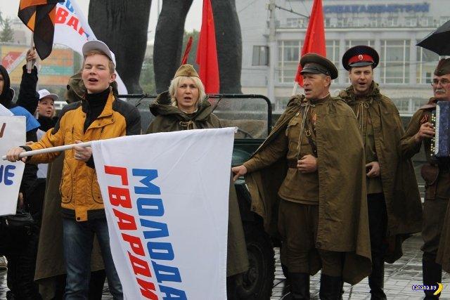 Новосибирск против Михалка и его группы