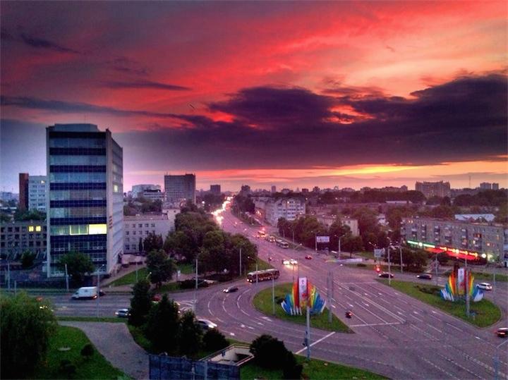 В Беларуси будет прохладно и дождливо