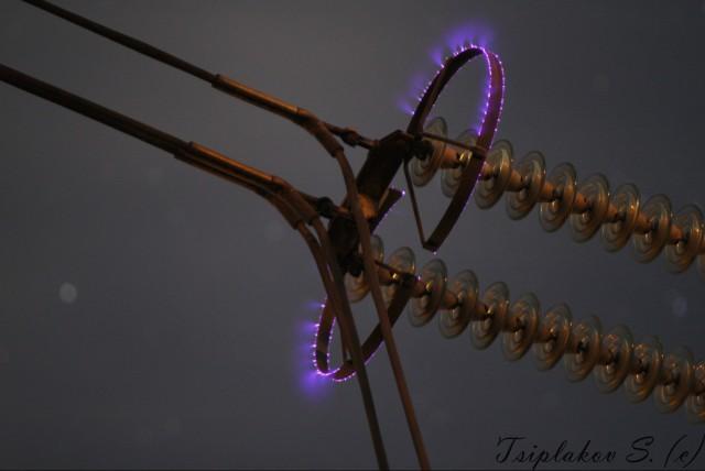 Ночное электричество