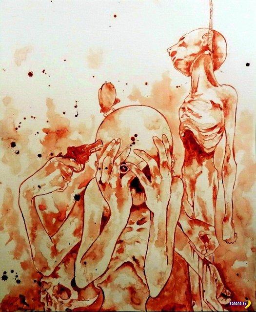 Рисует Максиме Таккарди