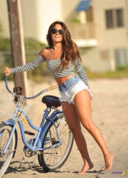 Велосипедисточки