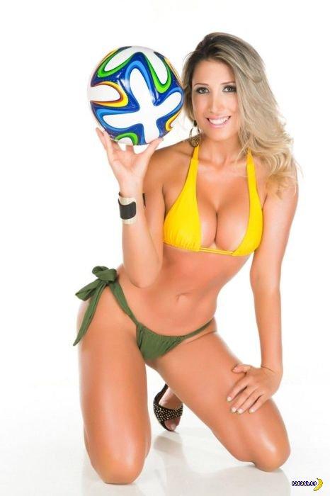 Бразильское тело - Росанжела Фрага