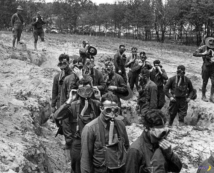 Стимпанк первой мировой войны