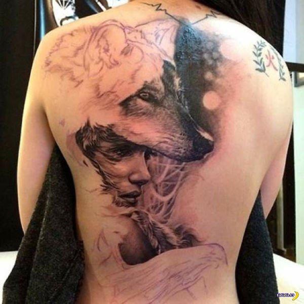 Татуировки на зависть - 2
