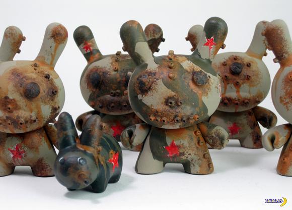 Как бы советские игрушки