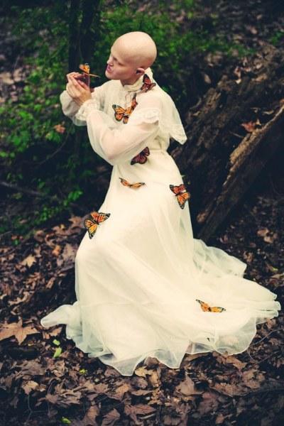 Мелани Гайдос: самая провокационная модель в мире