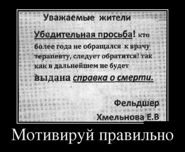 Демотиваторы - 225