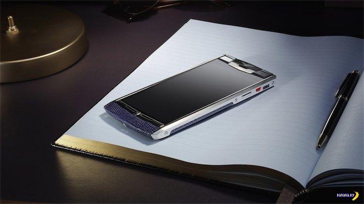 Новый смартфон от Vertu
