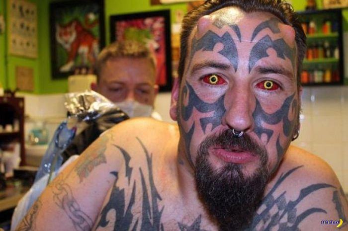 Хочу быть как Дьявол!