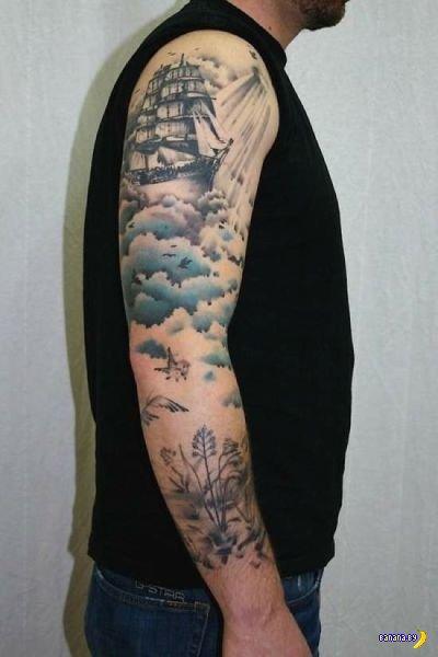 Татуировки на зависть - 4