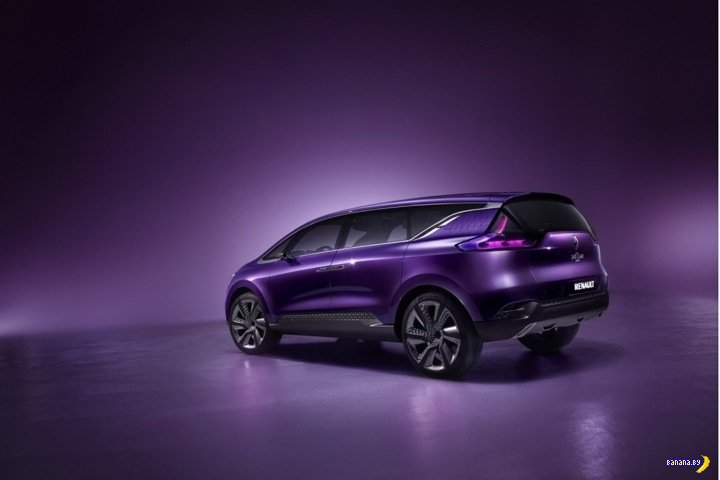 Renault рвется в премиум-класс