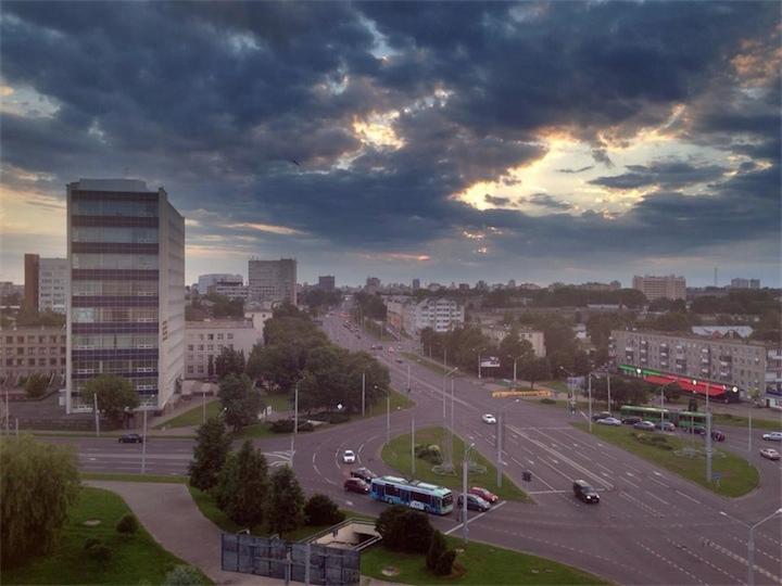 Беларуси в ближайшие дни погода будет влажной и неустойчивой