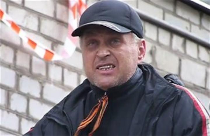 Народный мэр Славянска Пономарев арестован (обновлено)