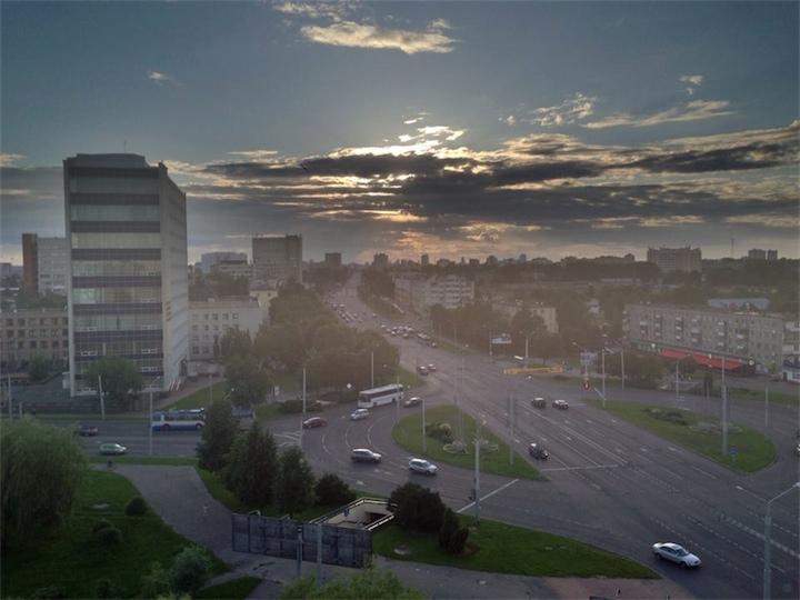 Температура в Беларуси опустится ниже 20 градусов