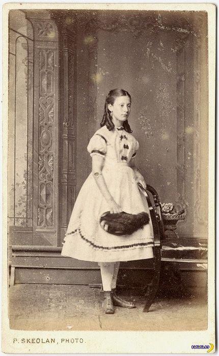 Страшное фото Викторианской эпохи