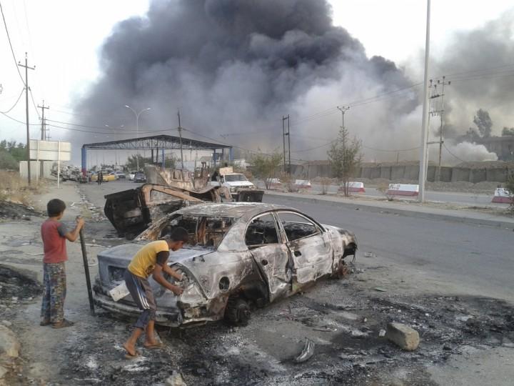 Террористы сорвали джекпот в Ираке