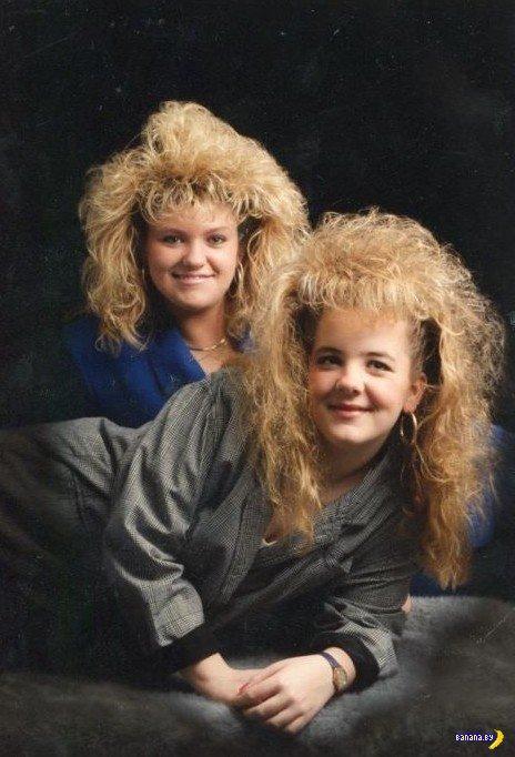 Крутые стрижки из 1980-х