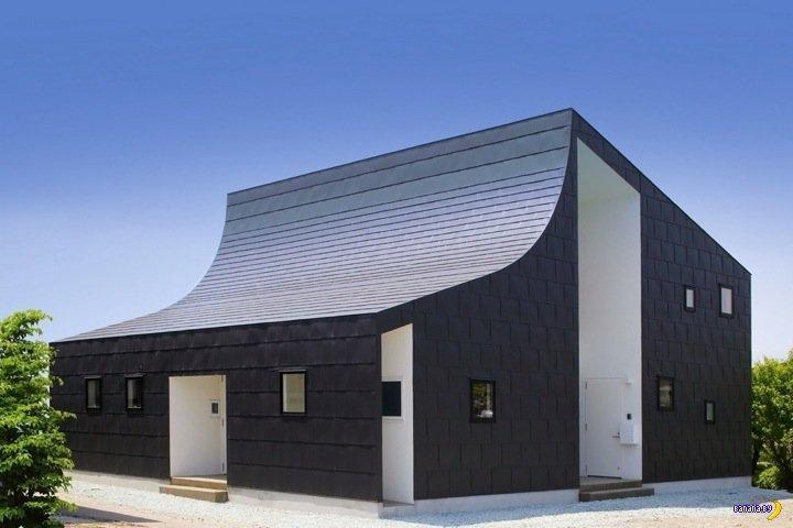 Японский дом на две семьи