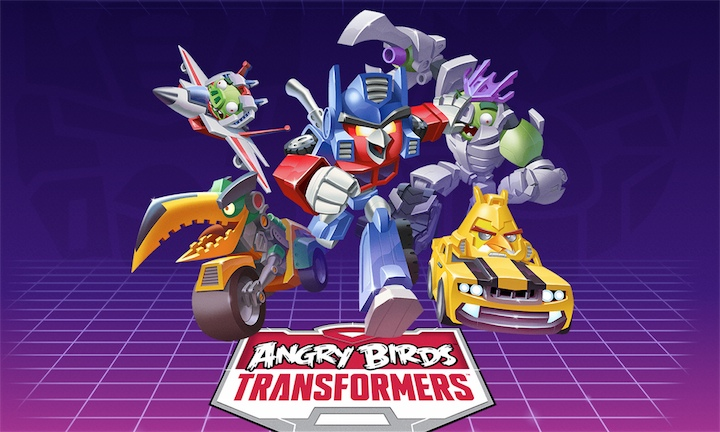 Грядет Angry Birds Transformers