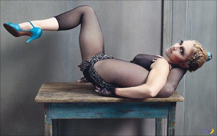 Мадонна для Vogue