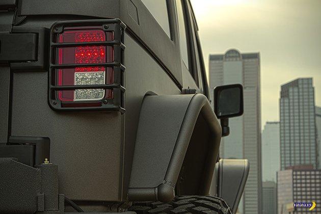 2014 Jeep Wrangler Unlimited Nighthawk