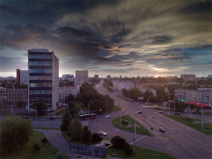 В Беларуси немного потеплеет