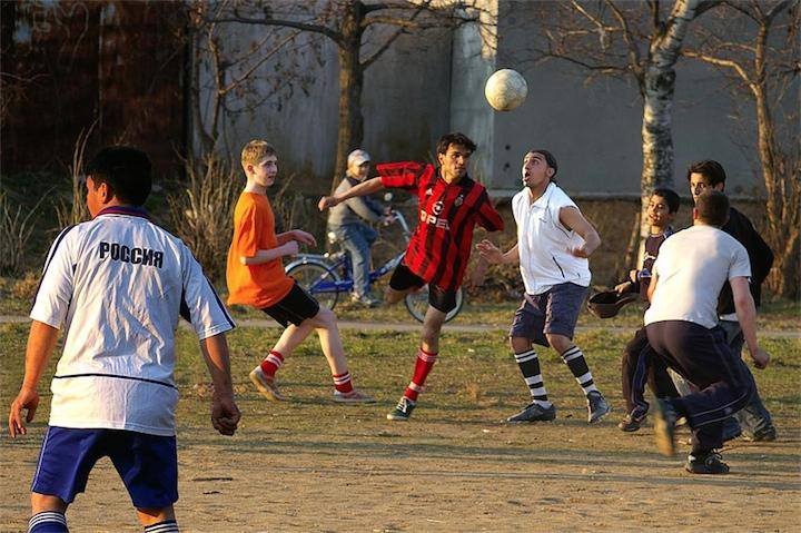 давайте играть в футбол в домодедово капитальный ремонт