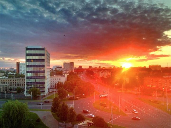 В Беларуси сохранится пониженная температура