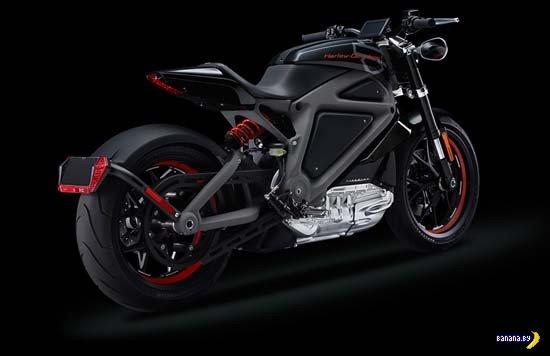 ������������� Harley-Davidson?!