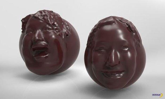 Шоколадная жуть